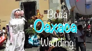 preview picture of video 'TRADITIONAL WEDDING IN OAXACA - BODA TRADICIONAL OAXAQUEÑA HD'