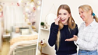My Parents Surprised ME With A Room Makeover ?! I HAD NO IDEA