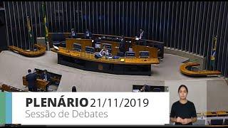 Plenário - Sessão de debates - 21/11/2019 14:00