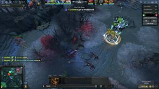 Owning Legion Commander in her own Duel