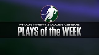MASL Week 6 Plays of the Week
