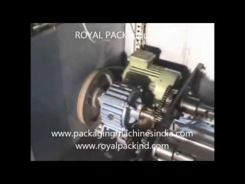 Collar FFS Machine
