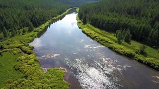 Рыбалка на реке илим иркутская область