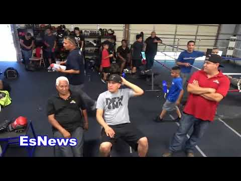 Mikey Garcia READY For Robert Easter Jr EsNews Boxing