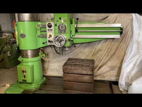 Falconi Radial Drilling Machine