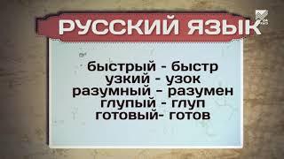 Разговорник (русский язык) (21.01.2019)