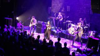 Anggun Performs Her Greatest Hits at Café de la Danse in Paris