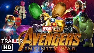 LEGO Avengers Infinity War Trailer Official