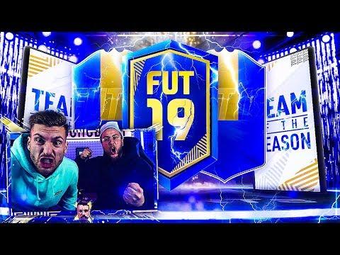 FIFA 19: TOTS PACKs am Morgen vertreiben Kummer und Sorgen !!