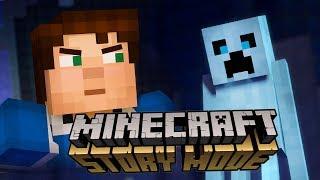 ИСПЫТАНИЕ АДМИНИСТРАТОРА - Minecraft: Story Mode Season 2 #5