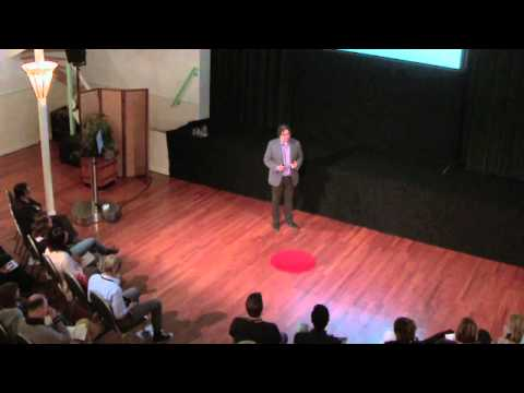 The future of work is already here: Bas van de Haterd at TEDxScheveningen