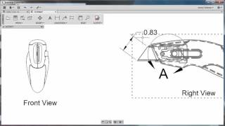 Fusion 360 Drawings Workspace: Basic Training Part 2 - Adding Annotations