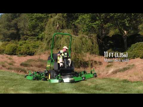2021 John Deere 1600 Turbo Series III 128 in. 60 hp in Terre Haute, Indiana - Video 3