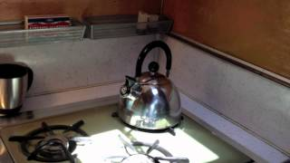 Vintage Travel Trailers -Painting and Restoration of the 1971 Cardinal Deluxe 10'