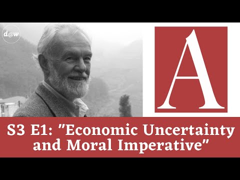 Anti-Capitalist Chronicles: Economic Uncertainty and Moral Imperative