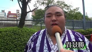 大相撲beyond2020場所貴景勝&貴ノ岩