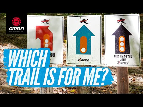 What Level Of Mountain Bike Trail Should I Ride?