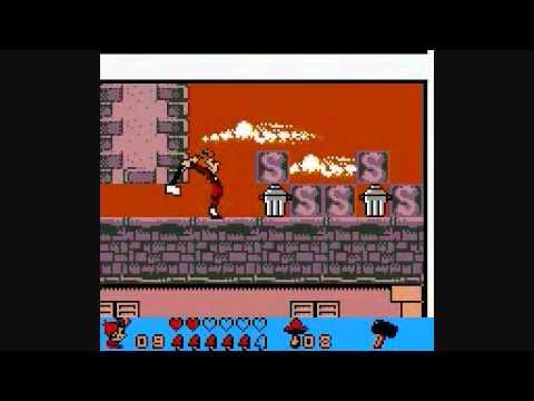 Spirou : La Panique Mecanique Game Boy