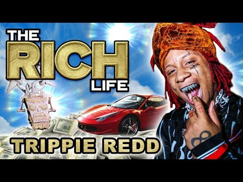 Trippie Redd | The Rich Life | 7 Million Dollar Net Worth and a 500K Chain!