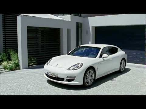Panamera Diesel - Efficient by conviction