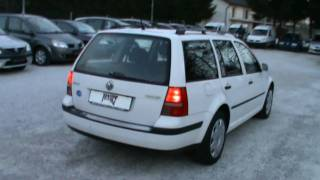 2003  VW Golf Variant OCEAN 1.4i  Full Review,Start Up, Engine, and In Depth Tour