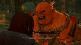 Middle of Earth: Shadow of War All Collectibles Walkthrough part 7, HD (NO COMMENTARY)