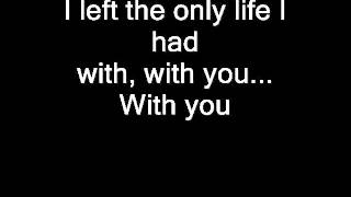 Bee Gees - The Only Love (Lyrics)