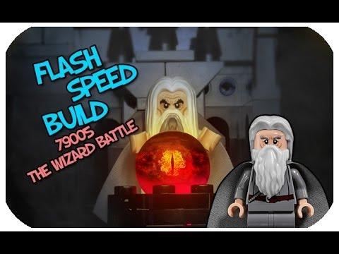 Vidéo LEGO Le Seigneur des Anneaux 79005 : Le combat des magiciens