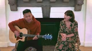 God Help The Outcasts (Acoustic) ft. Isa Briones | AJ Rafael