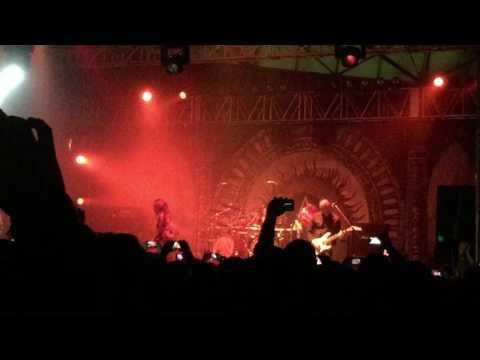 Arch Enemy - Revolution Begins - 30 enero 2016 Pabellon Palacio de los Deportes México