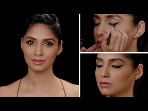 Quick And Easy Cat Eye Makeup Tutorial | Eye Makeup Tips
