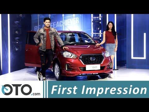 Datsun Go 2018 | First Impression | Apa Bedanya Dari Yang Lama? | OTO.com