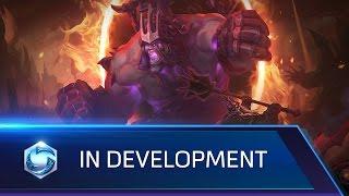 In Development: New Battleground – Infernal Shrines