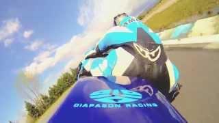 preview picture of video 'RO.SBK Cursa GP.R 600 Serres Grecia 03.2015  AZG Yamaha r6'
