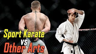 Sport Karate vs Other Martial Arts - Something to Learn