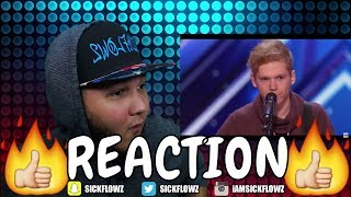 Chase Goehring: Cute Singer Mixes Musical Styles With Original Song REACTION!!