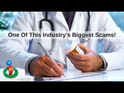 This is One of the Pharmaceutical Industry's Biggest Scams!