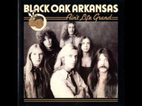 Black Oak Arkansas - Fancy Nancy.wmv