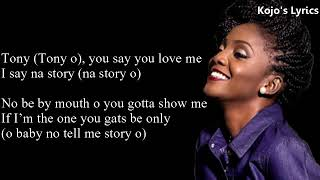 Mr Eazi Ft Simi   Doyin (Official Lyrics Video)