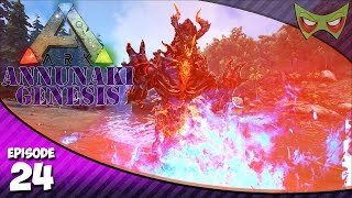 Ark: Annunaki Genesis Gameplay - Ep 24 - Dragon God Upgrades! - Lets Play on Pooping Evolved