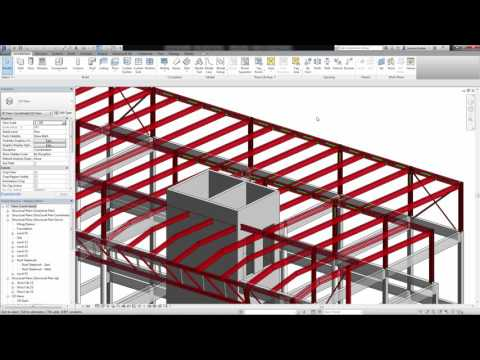 Revit 2017 - Structural Connectivity