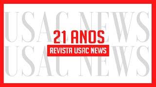 Revista USAC News: 21 Anos!!!
