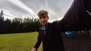 FPV Day in the Life - new spot, 2nd time flying the 5 inch again, and broke it xD.