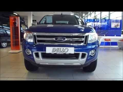 2015 Ford Ranger Double Cab ''Limited'' Exterior & Interior 2.2 TDCI 150 Hp * see also Playlist