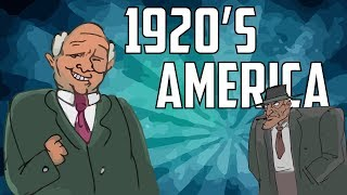 What was life like in 1920's America?