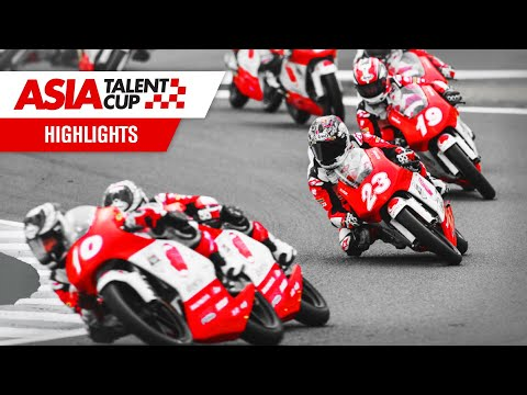 2018 Idemitsu Asia Talent Cup - Highlights Race 2 - Twin Ring Motegi