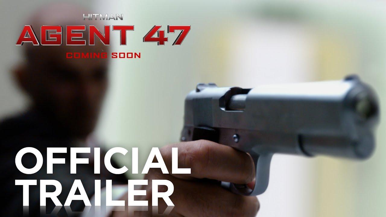 Trailer för Hitman: Agent 47