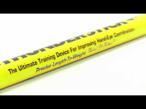 Easton Thunderstick: T10 Adult Training Bat