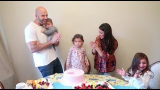 Adriana Turns 2!! | RealLeyla Vlog