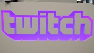 Twitch's Otherworldly Office | TC Cribs
